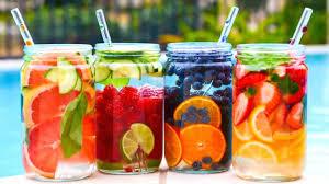 membuat infused water sendiri cara tepat membuat infused water dengan buah okra
