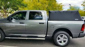 Dodge Ram Truck Caps - camper top cap whatever you call them