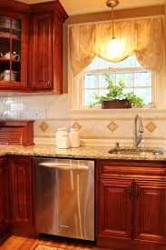 Kitchen Furniture Columbus Ohio by Cherry With Dark Glaze Kitchen
