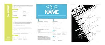 Artistic Resume Template Download 35 Free Creative Resume Cv Templates Xdesigns Graphic