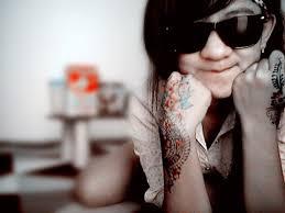 tato keren wanita indonesia tato wanita indonesia youtube
