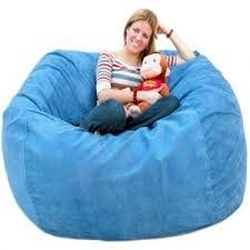 interior comfortable large bean bag chairs to relax