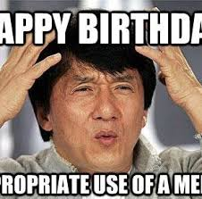 Hilarious Birthday Meme - hilarious birthday memes for him fun style