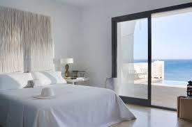 chambre vue mer magnifique villa de vacances en andalousie avec vue imprenable sur