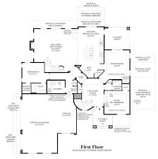 Farm Floor Plans The Estates At Kechter Farm The Orion Home Design