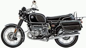 bmw 1974 models bmw r75 6
