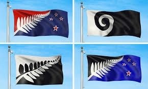 Flag New Zealand Pic The Final 4 Choices For The New New Zealand Flag Are A Bit