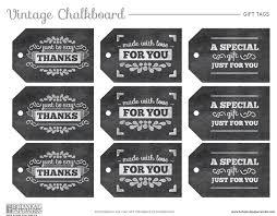 free printable chalkboard gift tags botanical paperworks