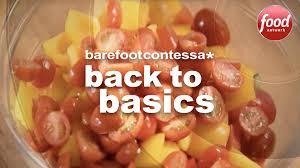 barefoot contessa back to basics estreno lunes a las 15 00 col