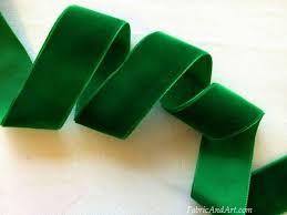 emerald green ribbon velvet ribbons quality velvet ribbon velvet trims velvet