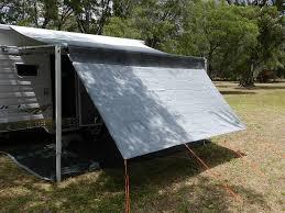 Rv Awning Screen Camper Awning Screen Rainwear