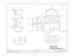 House Elevation Dimensions by File Section North Elevation Of Room 202 And Window Details