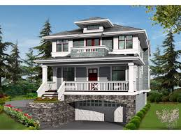 house two story bungalow house plans