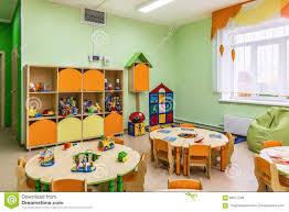 kindergarten game room stock photo image 66977246