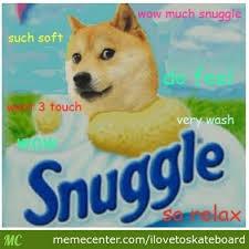 Snuggle Bear Meme - snuggle doge by recyclebin meme center