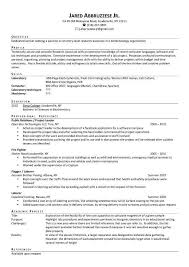 Ats Resume Template Safety Manager Resume Berathencom