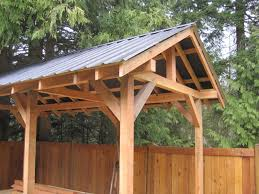 custom small post and beam structures peerless forest products
