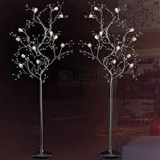 branch crystal floor lamp living room bedroom bedside lamp modern