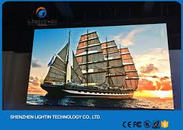 Curtain Led Display Ultral Thin Rental Led Screen Pixel Pitch 4mm Curtain Led Display