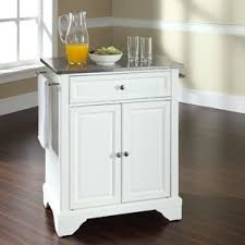 kitchen islands with stainless steel tops stainless steel kitchen islands carts you ll wayfair