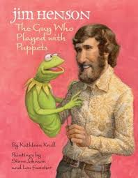 jim henson the who played with puppets by krull