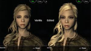 skyrim hair changer changing hairstyles skyrim hair
