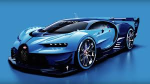 bugatti concept car video here u0027s how bugatti u0027s incredible vision gt concept was