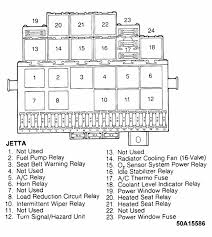 1999 jetta vr6 fuse diagram 1999 wiring diagrams instruction