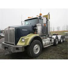 kenworth heavy haul trucks for sale 2007 kenworth t800 heavy haul truck tractor