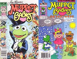 muppet babies comic book muppet wiki fandom powered wikia