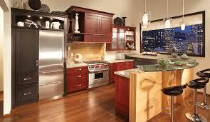 Small U Shaped Kitchen Design Ideas by Kitchen Design Modern U Shaped Kitchen Design With Dark Brown