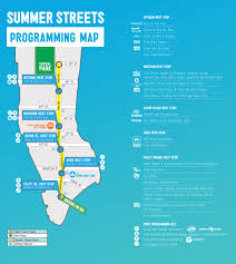 Street Map Of Queens New York by Nyc Dot Press Releases Summer Streets Returns Bringing Sand