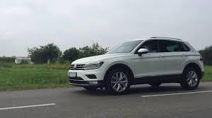 white volkswagen tiguan 2017 volkswagen tiguan ii white 2 0 tsi 180hp youtube
