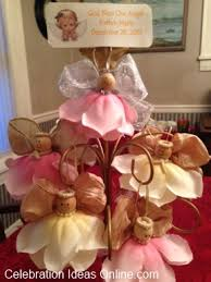 Centerpieces For Baptism Creative Baptism Decorations You Can Make Yourself