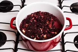 dried hibiscus flowers agua de jamaica hibiscus tea