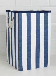 Nautical Bathroom Ideas Laundry Basket To Match Nautical Theme Nautical Mudroom