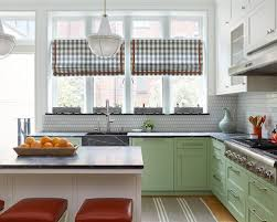 Best Kitchen With Green Cabinets Ideas  Photos Houzz - Green cabinets kitchen