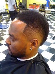blowout hairstyles for black men a line in the side fade haircut with designs trends hair pinterest haircut
