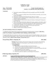 Asset Management Resume Sample by Simple Experienced Resume Sample With Key Recommendations Expozzer