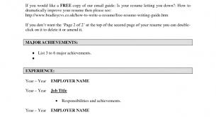 online resume builder free download example of letter of