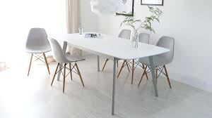 White Dining Chairs Modern White Dining Chairs Amazing Aver Grey White Extending