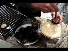 comment cuisiner des oursins recette de soufflés d oursins