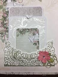 Make Your Own Wedding Album Wedding Album 8 X 10 By Shellie Geigle Free Tutorial U0026 Materials