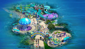 Sea World San Diego Map by Spend Your Summer With New Attractions At Seaworld San Diego