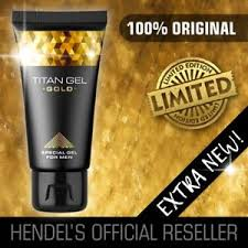new titan gel gold special gel for men guaranteed original extra