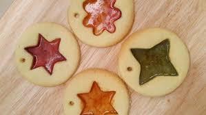 hervé cuisine cookies voilà mes biscuits vitraux vous connaissez cvous