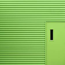 colorful and abstract industrial minimalist photography by stuart