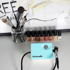 professional airbrush makeup machine 5 personal airbrush makeup tips with luminess air citizens of beauty