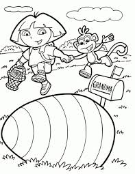 67 nick jr coloring pages images draw nick
