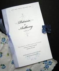 print your own wedding programs printed wedding program with custom color and by frillyjillydesign
